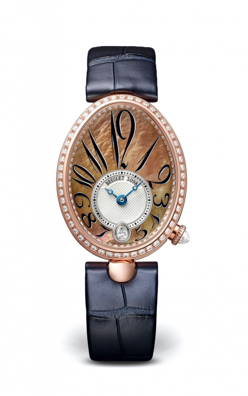 Breguet Reine de Naples Watch 8918BR5T964D00D product image