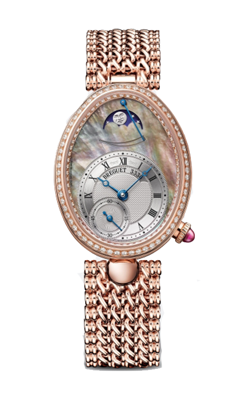 Breguet Reine De Naples Watch 8908BR5TJ20D000 product image