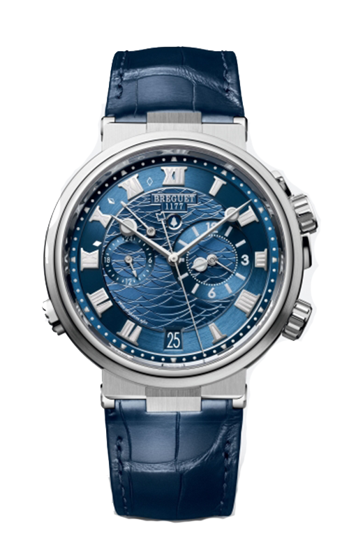 Breguet Marine Watch 5547BB/Y2/9ZU product image