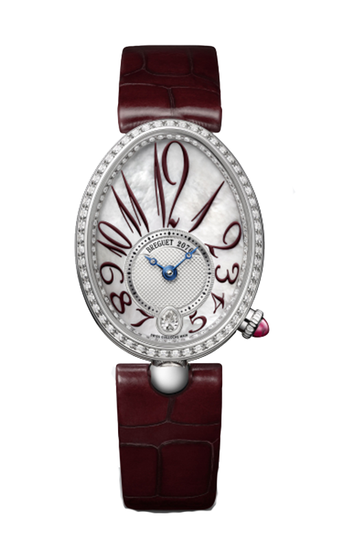 Breguet Reine de Naples Watch 8918BB5P964D00D product image