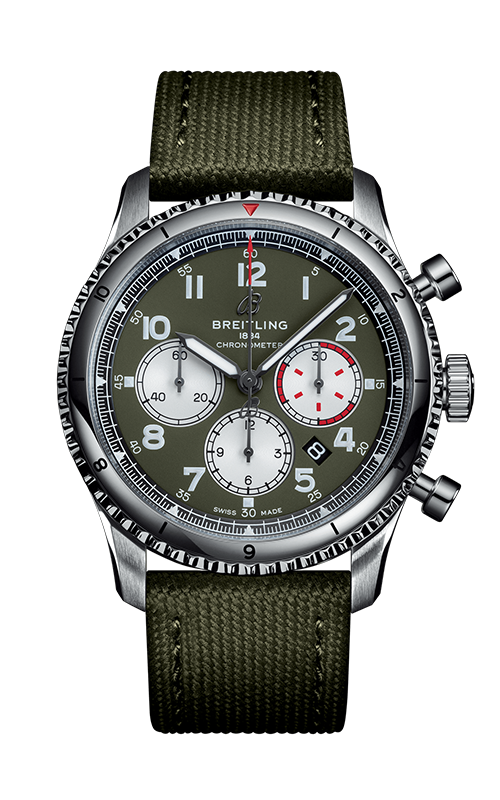Breitling  Aviator 8 Watch AB01192A1L1A1 product image