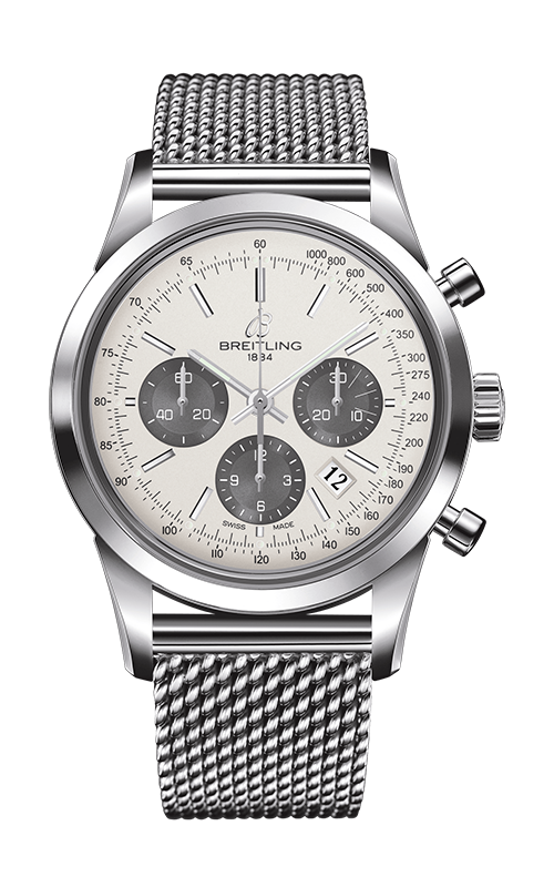 Breitling  Transocean Watch AB0152121G1A1 product image