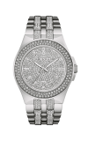 Bulova Crystal Watch 96B235