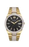 Bulova Crystal Watch 98B235