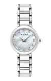 Bulova Diamond Watch 98P158