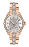 Bulova Crystal Watch 98L229