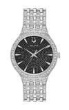 Bulova Crystal Watch 96A227