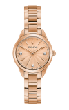 Bulova Diamond Watch 97P151