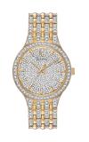 Bulova Crystal Watch 98A229