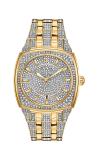 Bulova Crystal Watch 98B323
