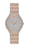 Bulova Crystal Watch 98L235