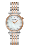 Bulova Diamond Watch 98P192