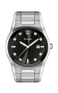 Bulova Diamond 96D104