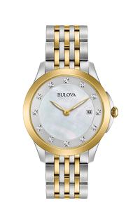 Bulova Diamond 98P161