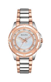 Bulova Diamond 98P134