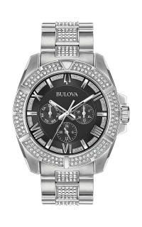 Bulova Crystals 96C126