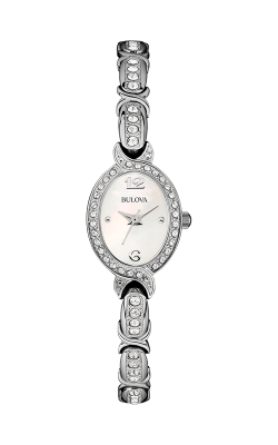 Bulova Crystal Watch 96L199