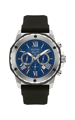 Bulova Marine Star Watch 98B258 product image