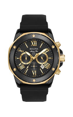 Bulova Marine Star Watch 98B278 product image