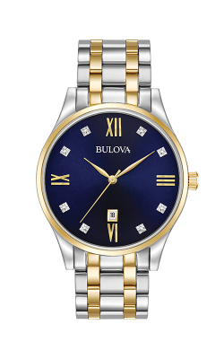 Bulova Diamond Watch 98D130 product image