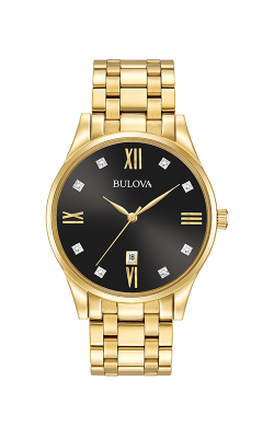 Bulova Diamond Watch 97D108