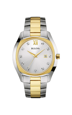 Bulova Diamond Watch 98D125