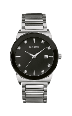 Bulova Diamond Watch 96D121 product image