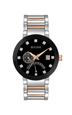 Bulova Diamond Watch 98D129