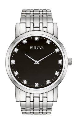 Bulova Diamond Watch 96D106