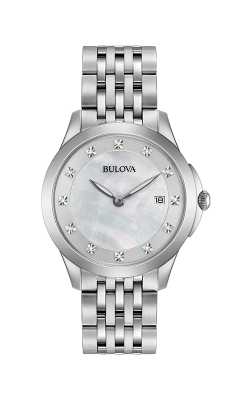 Bulova Diamond Watch 96P174