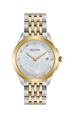 Bulova Diamond Watch 98P161