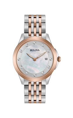 Bulova Diamond Watch 98P162