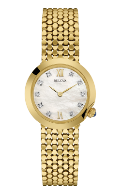 Bulova Diamond Watch 97P114