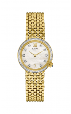 Bulova Diamond Watch 98R218 product image