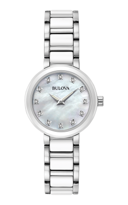 Bulova Diamond Watch 98P158