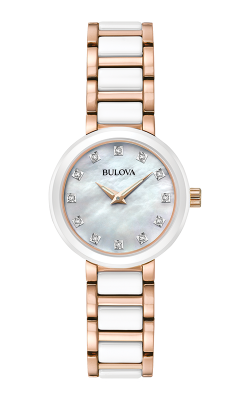 Bulova Diamond Watch 98P160