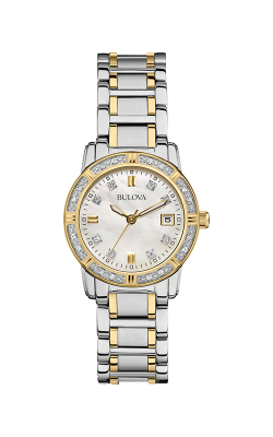 Bulova Diamond Watch 98R107 product image