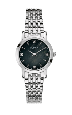 Bulova Diamond Watch 96P148