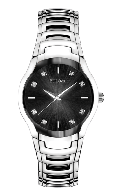 Bulova Diamond Watch 96P146