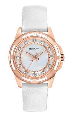 Bulova Diamond Watch 98P119