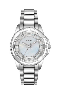 Bulova Diamond Watch 96P144