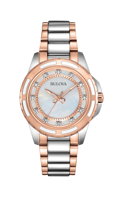 Bulova Diamond Watch 98P134