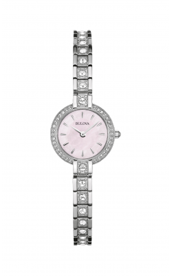 Bulova Crystal Watch 96X131