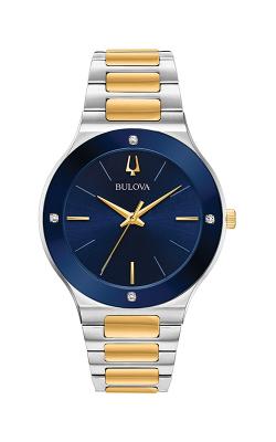 Bulova Diamond Watch 98E117