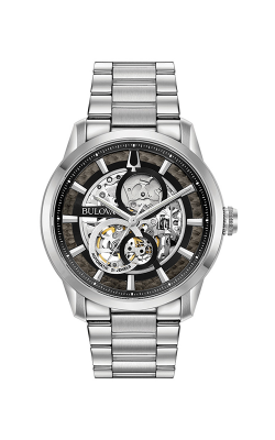 Bulova Automatic Watch 96A208