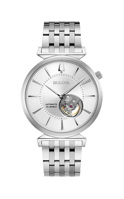 Bulova Automatic Watch 96A235
