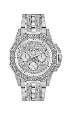 Bulova Crystal Watch 96C134