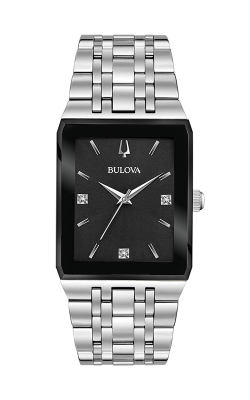 Bulova Crystal Watch 96D145
