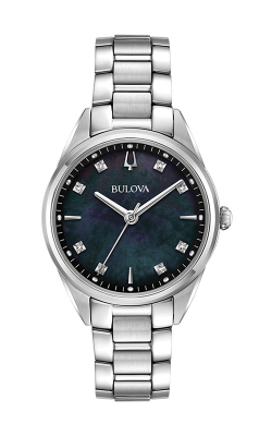 Bulova Diamond Watch 96P198