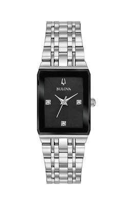 Bulova Diamond Watch 96P202
